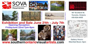 At Gallery Hittite with Sova, June 21st to July 7th !!!