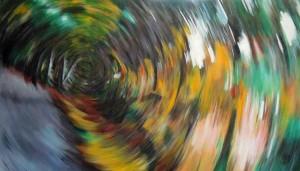 Briar Spin 2016 Acrylic 36x62