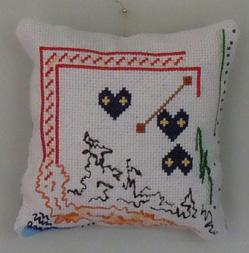 Heartland 2015 Embroidery Floss Acrylic 6x6